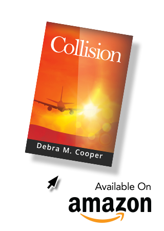 Collision book cover image available on Amazon